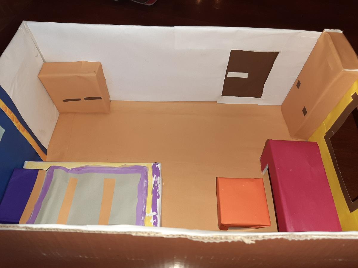 »Oblikovanje« moje sobe